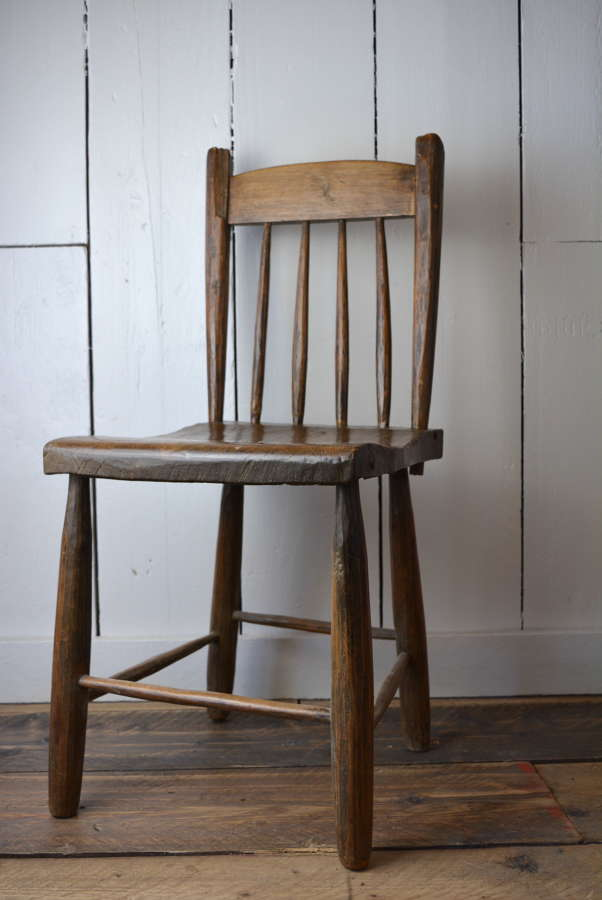 19TH CENTURY FRENCH HEDGEROW CHAIR