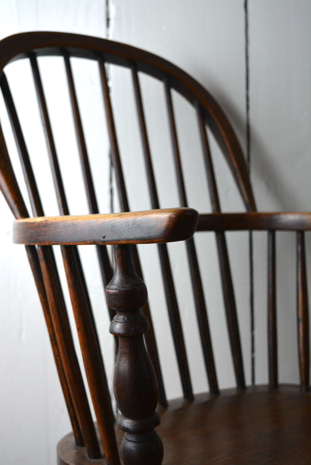 19TH CENTURY WINDSOR CHAIR