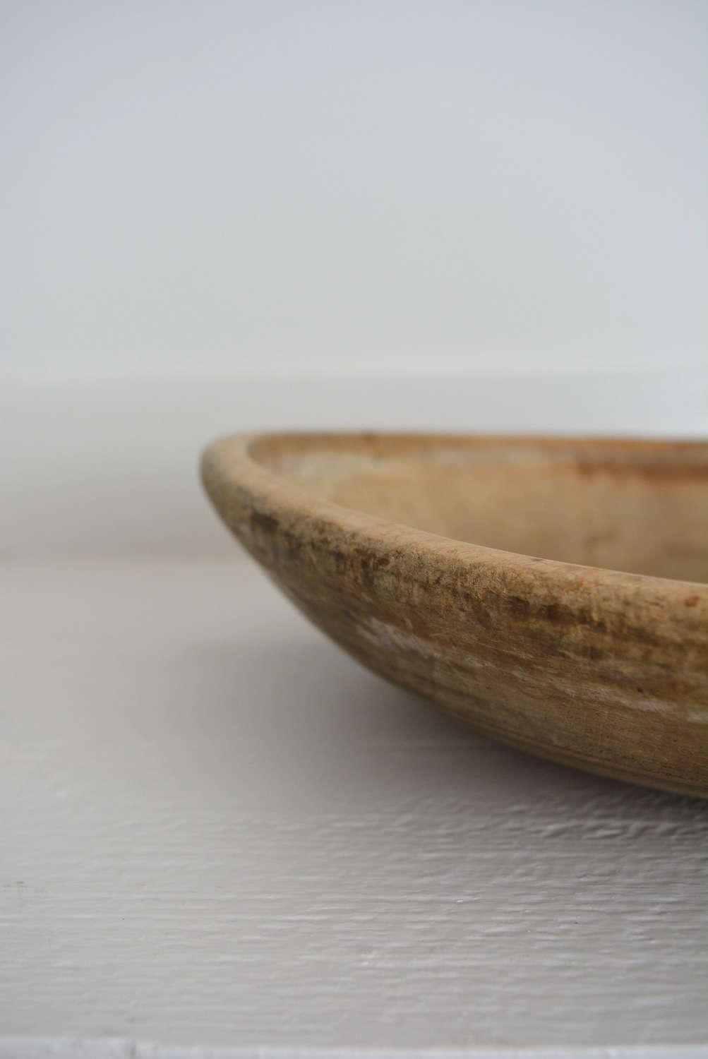 19TH CENTURY SWEDISH DUGOUT BOWL