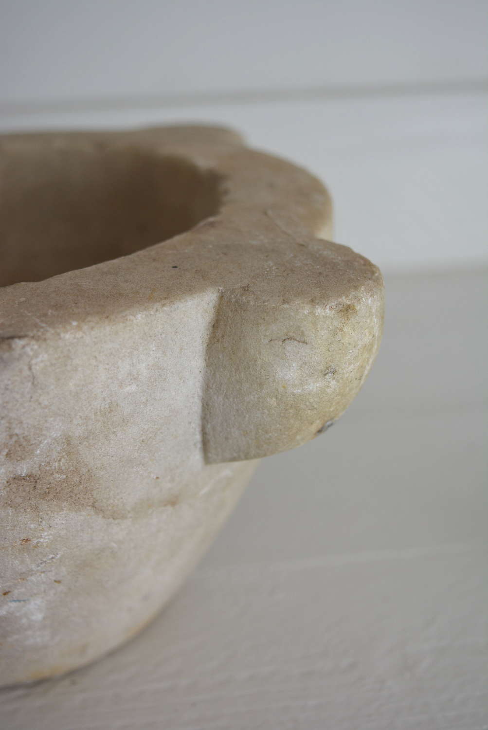 SMALL MARBLE MORTAR