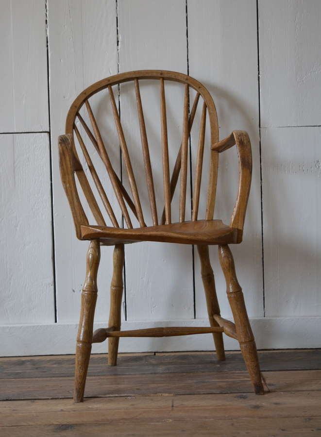 19th APPLIED ARM YEALMPTON CHAIR