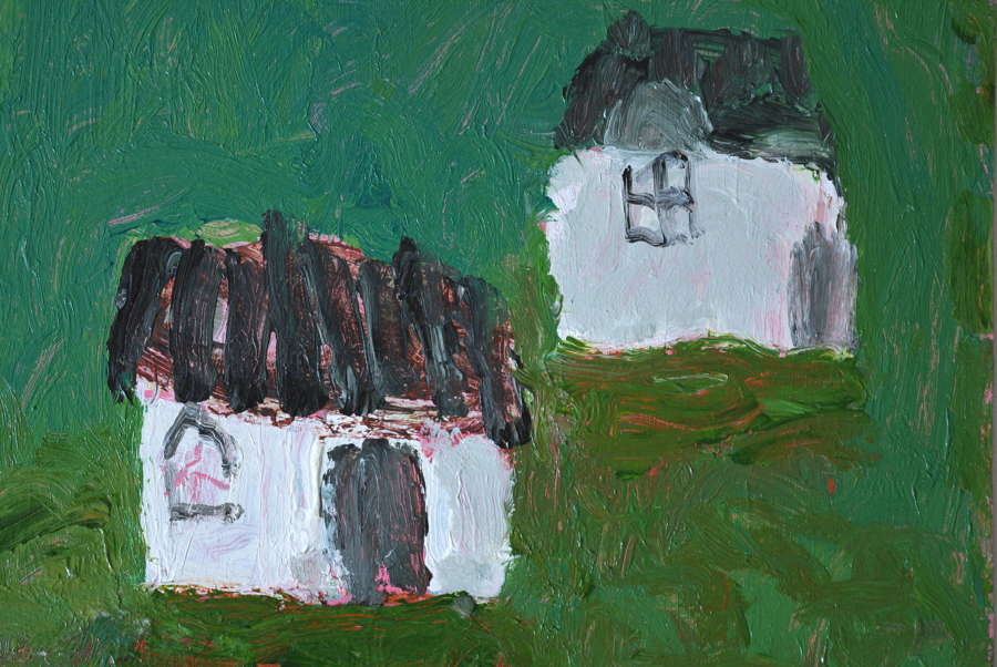 DAVID PEARCE 'COTTAGES'