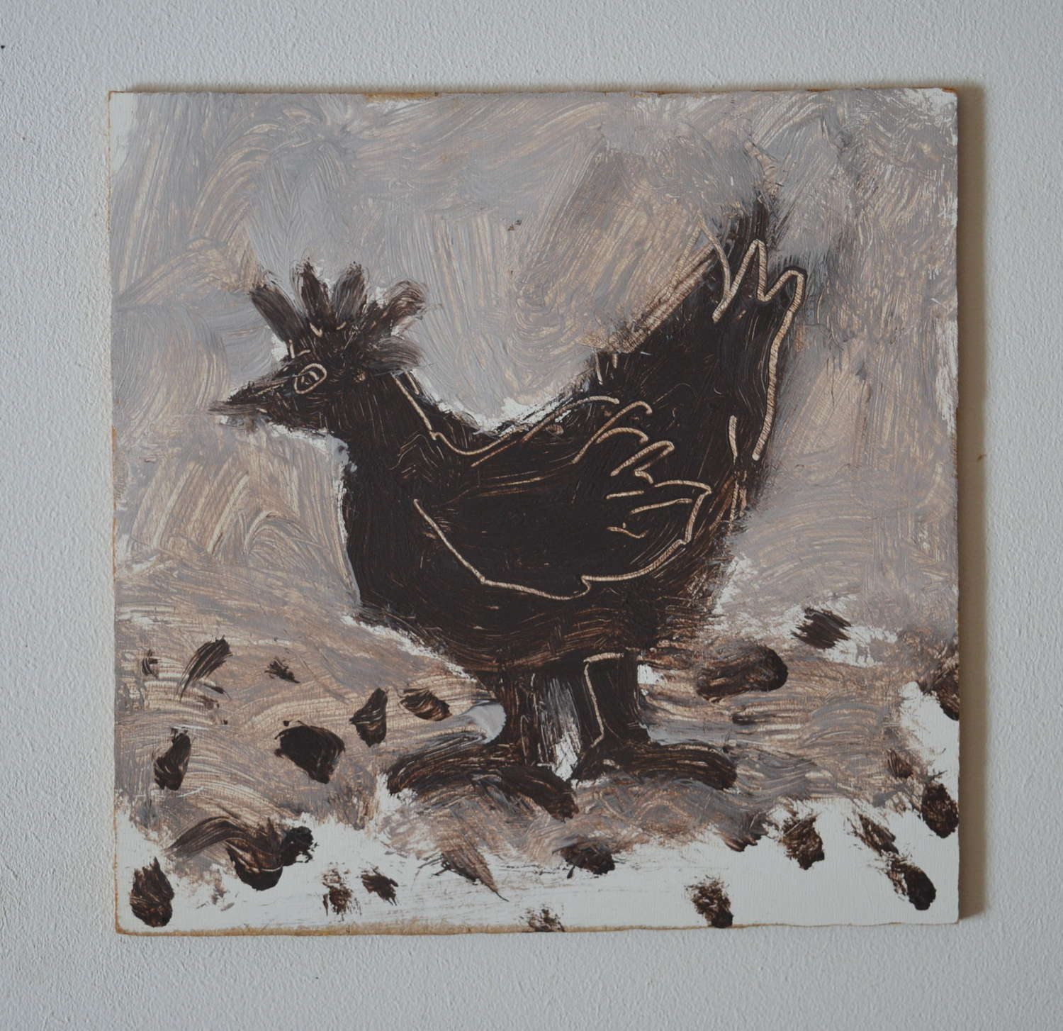 DAVID PEARCE CHICKEN STUDY