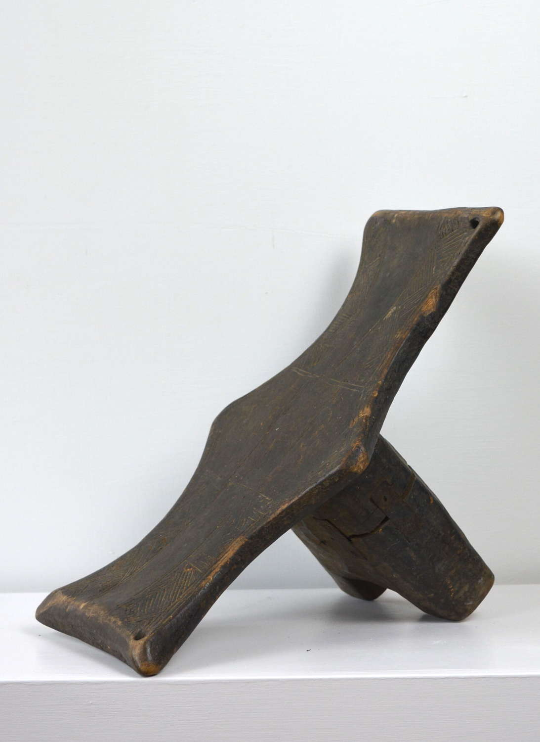 EARLY 20TH CENTURY KUBA CHAIR