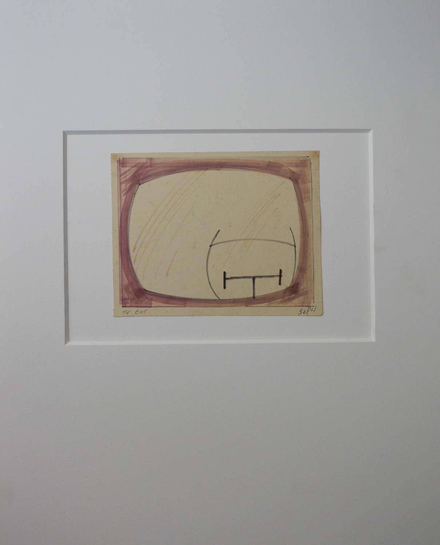 'TELLY CAT' BY HYMAN SEGAL