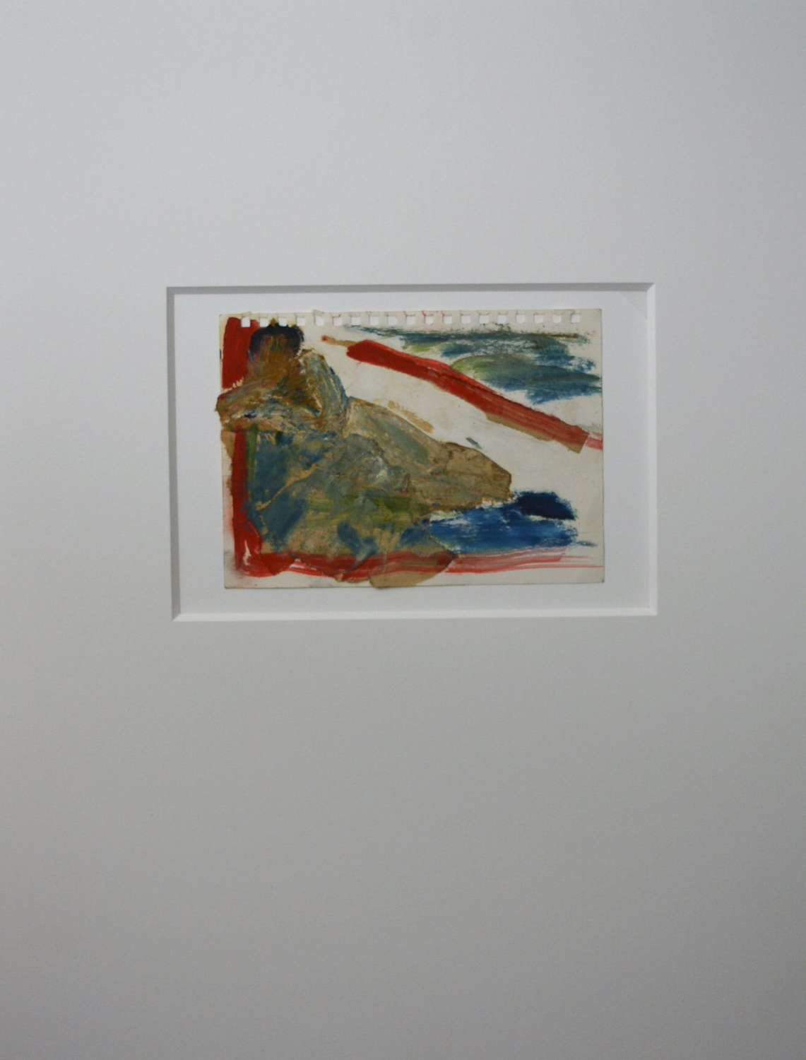 ABSTRACT FIGURE BY NAN FRANKEL