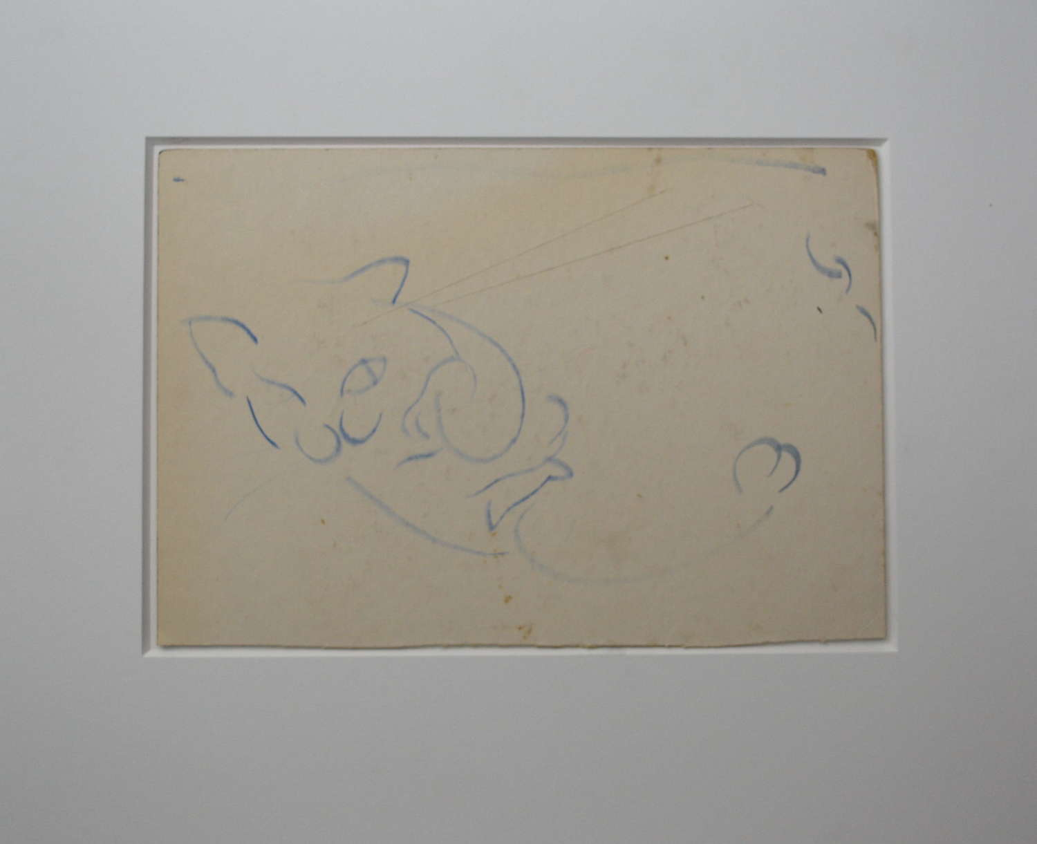 STUDY OF A CAT BY HYMAN SEGAL