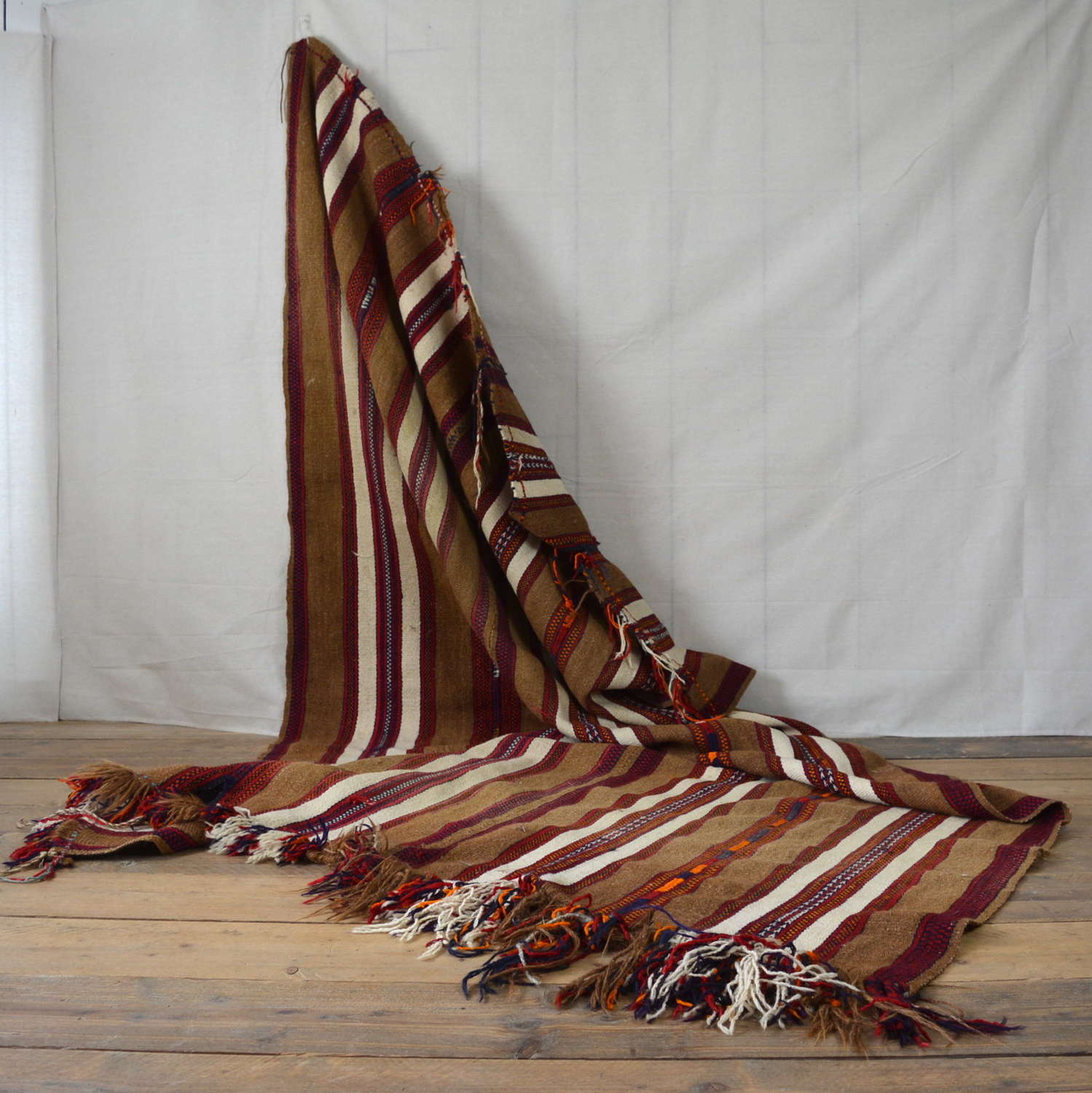 LATE 20TH CENTURY LARGE AFGHAN RUG